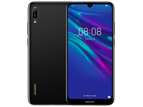 Смартфон HUAWEI Y6 2019 DS Midnight Black (51093PMP)