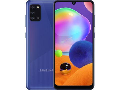 Смартфон SAMSUNG Galaxy A31 4/128GB Blue (SM-A315FZBVSEK)