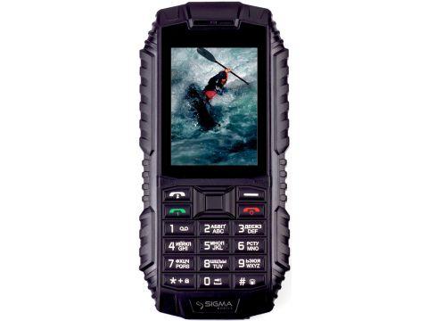 Мобильный телефон SIGMA Х-treme DT68 Black