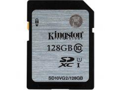 Карта памяти KINGSTON 128GB SDXC Class 10