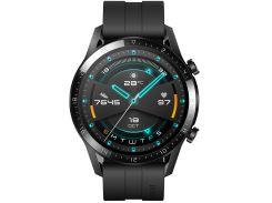 Смарт-часы HUAWEI Watch GT 2 Sport 46mm Matte Black (55024474)