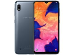 Смартфон SAMSUNG A105F Galaxy A10 2/32GB Black (SM-A105FZKGSEK)