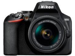 Фотоаппарат зеркальный NIKON D3500 + AF-P 18-55 non VR (VBA550K002)