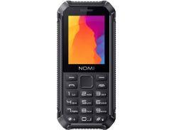 Мобильний телефон Nomi i245 X-Treme Black