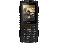 Мобильный телефон SIGMA MOBILE X-treme AZ68 black
