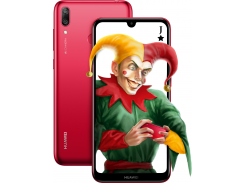 Смартфон HUAWEI Y7 2019 3/32GB Coral Red (51093HEW)