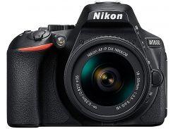 Фотоаппарат NIKON D5600 + AF-P DX 18-55 VR