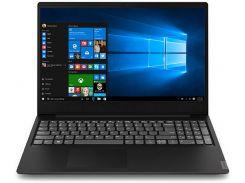 Ноутбук LENOVO IdeaPad S145 15 Black (81MV00QWRA)