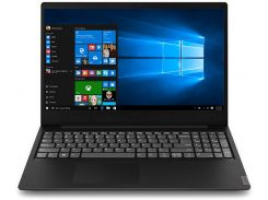 Ноутбук LENOVO IdeaPad S145 15 Black (81MV01DTRA)