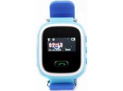 Детские умные часы GOGPS ME K11 Синие (К11СН)