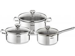 Набор посуды TEFAL Duetto 6 предметов (A705S375)