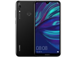 Смартфон HUAWEI Y7 2019 3/32GB Midnight Black (51093HES)