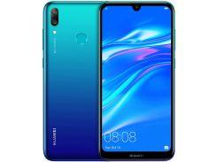 Смартфон HUAWEI Y7 2019 3/32GB Aurora Blue (51093HEU)