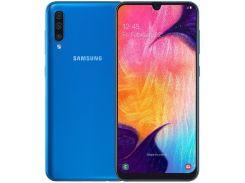 Смартфон SAMSUNG A505F Galaxy A50 6/128GB Blue (SM-A505FZBQSEK)