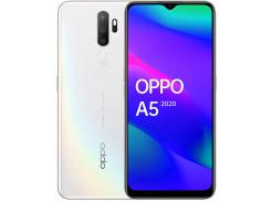 Смартфон OPPO A5 2020 3/64GB Dazzling White