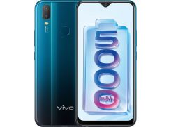 Смартфон vivo Y11 3/32 GB Mineral Blue