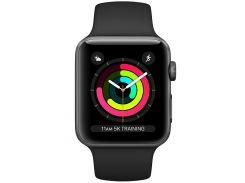 Смарт-часы Apple Watch S3 GPS 42mm Space Grey Aluminium(MTF32FS/A)