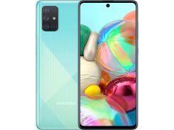 Смартфон SAMSUNG Galaxy A71 6/128GB Blue (SM-A715FZBUSEK)