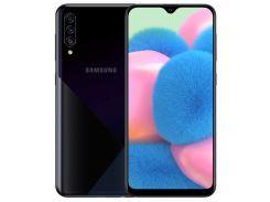 Смартфон SAMSUNG Galaxy A30s 3/32GB Black (SM-A307FZKUSEK)