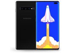 Смартфон SAMSUNG SM-G975F 8/128Gb Galaxy S10+ Black (SM-G975FZKDSEK)