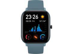 Смарт-часы AMAZFIT GTS Blue