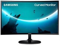 """Монитор 24"""" Samsung C24F390F (LC24F390FHIXCI)"""