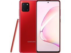 Смартфон SAMSUNG Galaxy Note 10 Lite Red (SM-N770FZRDSEK)