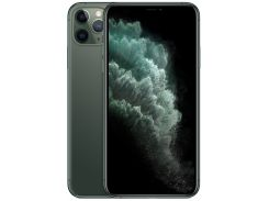 Смартфон APPLE iPhone 11 Pro Max 64GB Midnight Green (MWHH2)