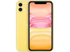 Смартфон APPLE iPhone 11 64GB Yellow (MWLW2)