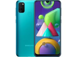 Смартфон SAMSUNG Galaxy M21 4/64GB Green (SM-M215FZGUSEK)