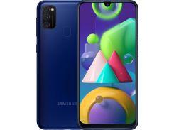 Смартфон SAMSUNG Galaxy M21 4/64GB Blue (SM-M215FZBUSEK)