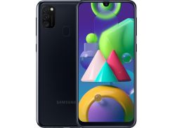 Смартфон SAMSUNG Galaxy M21 4/64GB Black (SM-M215FZKUSEK)