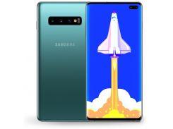 Смартфон SAMSUNG SM-G975F 8/128Gb Galaxy S10+ Green (SM-G975FZGDSEK)