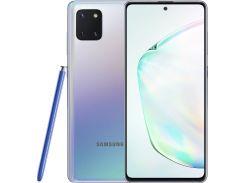 Смартфон SAMSUNG Galaxy Note 10 Lite Silver (SM-N770FZSDSEK)