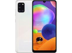 Смартфон SAMSUNG Galaxy A31 4/128GB White (SM-A315FZWVSEK)