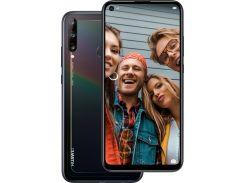 Смартфон HUAWEI P40 lite E 4/64GB Black (51095DCE)