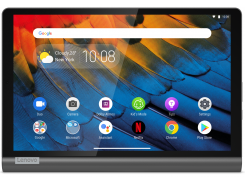 Планшет LENOVO Yoga Smart Tab 4/64 LTE Iron Grey (ZA530006UA)