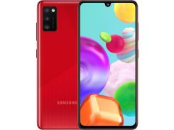 Смартфон SAMSUNG Galaxy A41 4/64GB Red (SM-A415FZRDSEK)