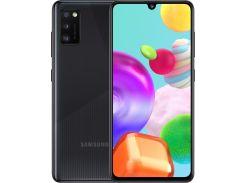 Смартфон SAMSUNG Galaxy A41 4/64GB Black (SM-A415FZKDSEK)