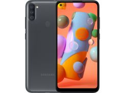 Смартфон SAMSUNG Galaxy A11 2/32GB Black (SM-A115FZKNSEK)