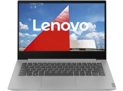 Ноутбук LENOVO IdeaPad S340 14 Platinum Gray (81NB007NRA)
