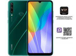 Смартфон HUAWEI Y6p 3/64GB Emerald Green (51095KYR)