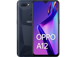 Смартфон OPPO A12 3/32GB Black