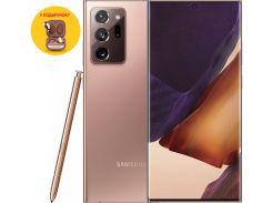 Смартфон SAMSUNG Galaxy Note 20 Ultra 8/256 Bronze (SM-N985FZNGSEK)