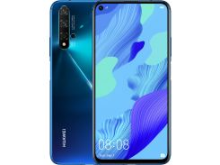 Смартфон HUAWEI Nova 5T 6/128GB Crush Blue (51094NFQ)