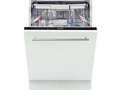 Встраиваемая посудомоечная машина SHARP QW-GD52I472X-UA