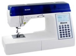 Швейная машина MINERVA MC 8300