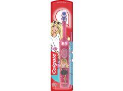 Электрическая зубная щетка COLGATE Barbie Розовая
