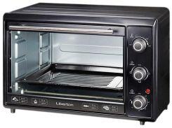 электрическая печь liberton leo-400 black