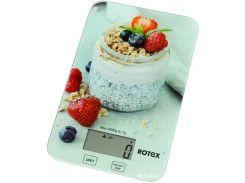 Весы кухонные электронные Rotex RSK14-P Yogurt